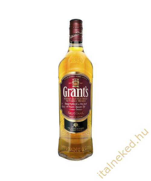 Grants Whisky (40%) 1 l