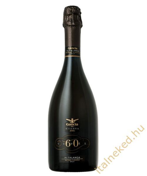 Gancia Cuvée 60 months pezsgő (12,5%) 0,75 l