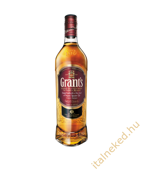 Grants Whisky (40%) 0,7 l