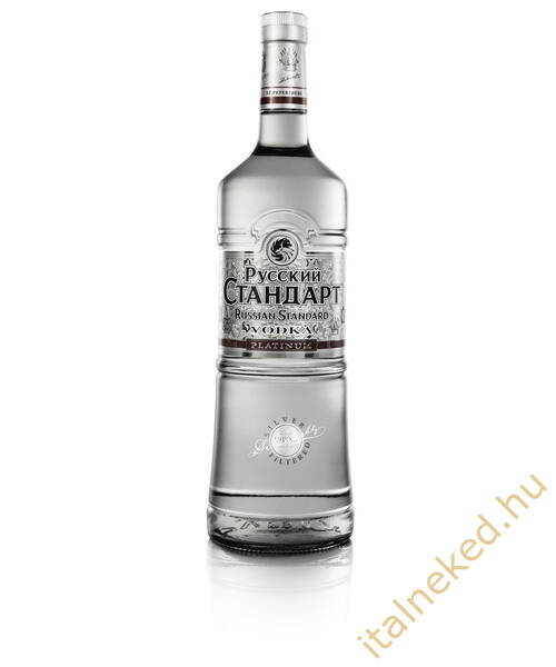 Russian Standard Platinum vodka (40%) 1 l