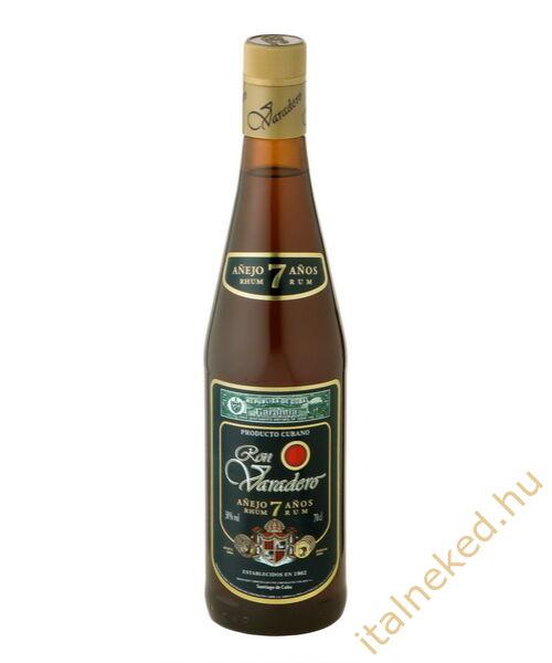 Ron Varadero 7 Years Rum (38%) 0,7 l