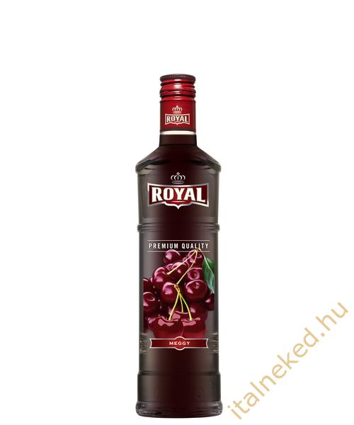 Royal Vodka meggy (30%) 0,35 l