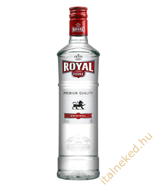 Royal Vodka (37,5%) 0,35l