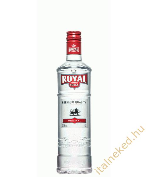 Royal vodka HI. (37,5%) 0,5 l