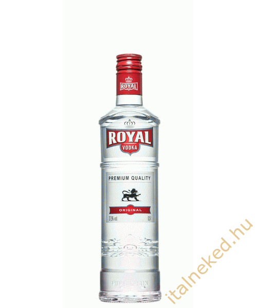 Royal Vodka (37,5%) 0,5 l