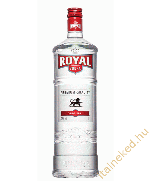 Royal vodka HI. (37,5%) 1 l