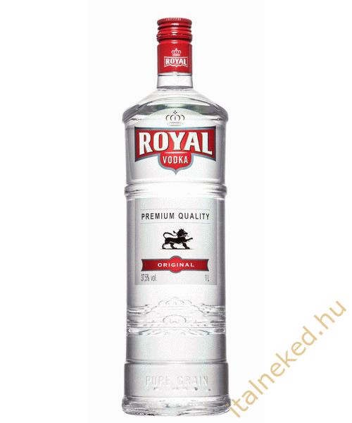Royal vodka HI. (37,5%) 1 l