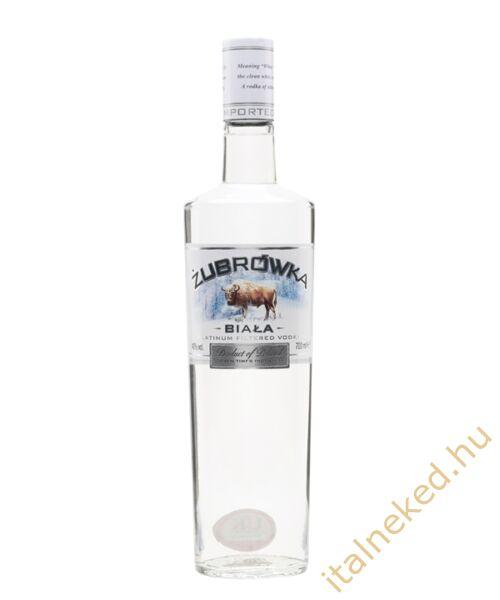 Zubrowka Biala vodka (37,5%) 0,5 l
