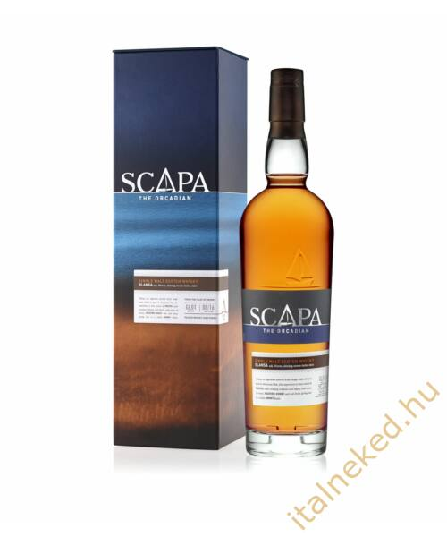 Scarpa Orcadian Glansa Whisky 0,7l (40%)