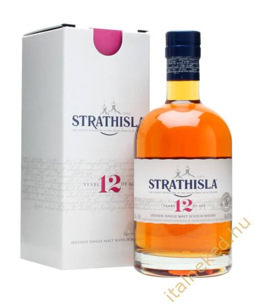 Strathisla 12 Years Whisky (40%) 0,7 l