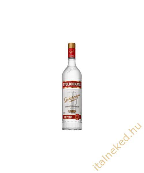 Stolichnaya Vodka (40%) 1 l