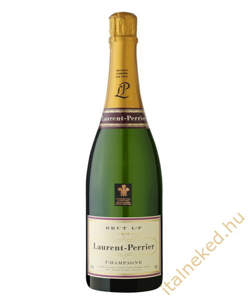 Laurent Perrier Brut Pezsgő 0,75 l