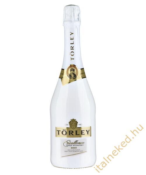 Törley Excellence Sárga Muskotály pezsgő 0,75 l