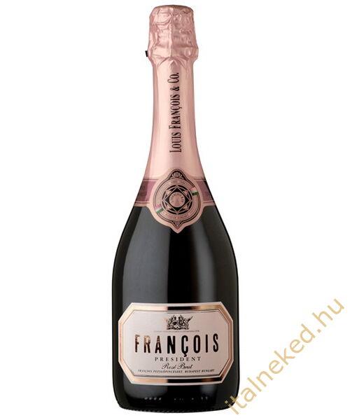Francois Pinot Noir Rosé pezsgő  0,75l