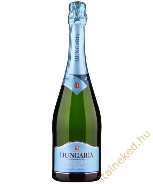 Hungária Extra Dry pezsgő (11,5%) 0,75 l