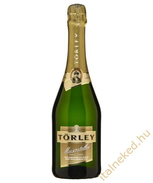 Törley Muscateller pezsgő  0,75l