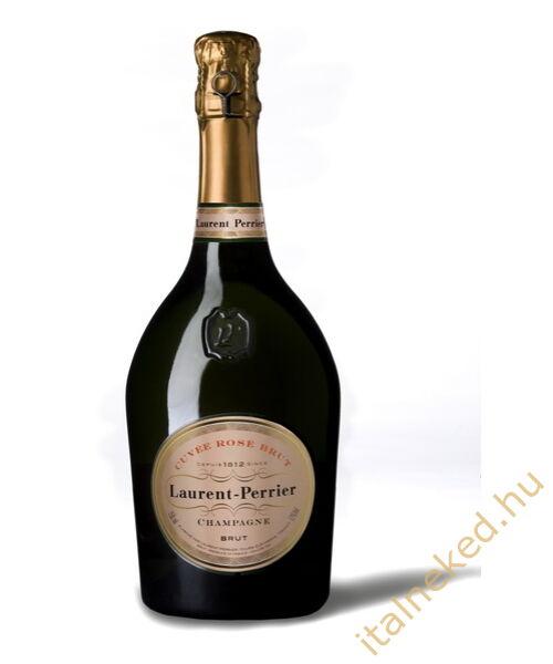 Laurent Perrier Rose Brut Pezsgő 0,75 l