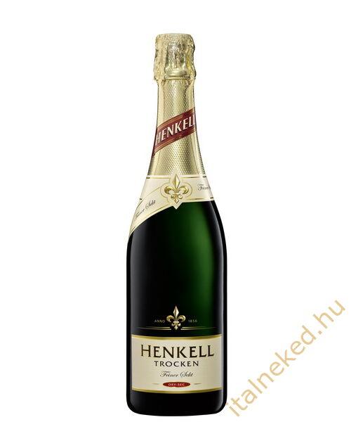 Henkell Trocken pezsgő (11,5%) 0,75 l