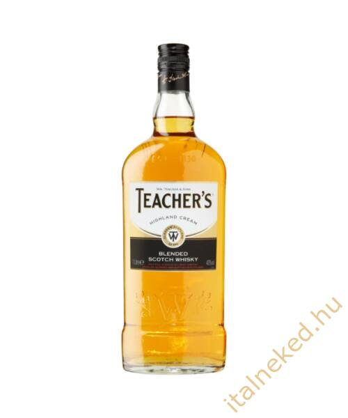 Teacher's Highlander Cream Whisky (40%) 0,7 l