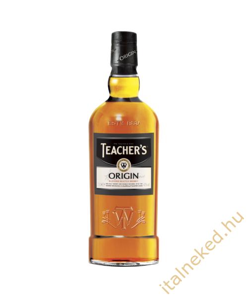 Teacher's Highland Cream Whisky Original 0%) 0,7 l