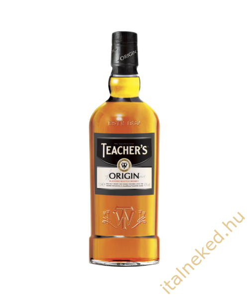 Teacher's Highland Cream Whisky Original 0%) 0,7 l