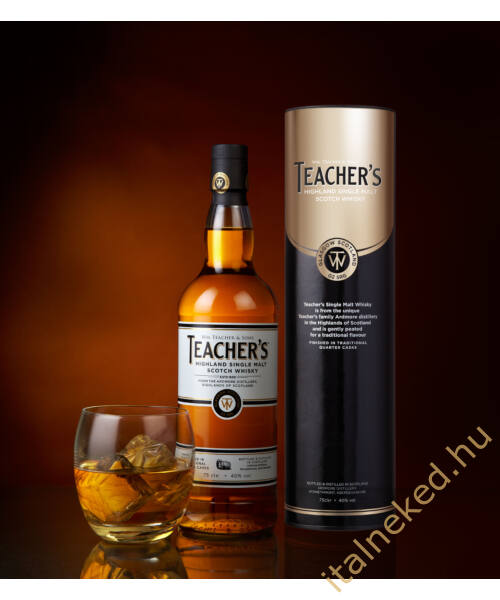 Teacher's Highlander Cream 25 Years Whisky (46%) 0,7 l