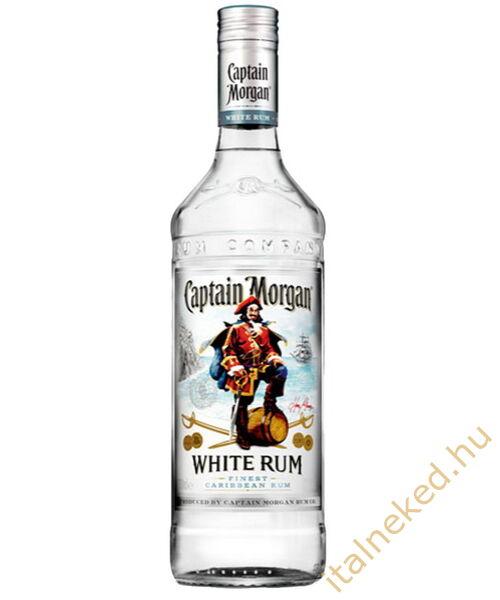 Captain Morgan White Rum (37,5%) 0,7 l