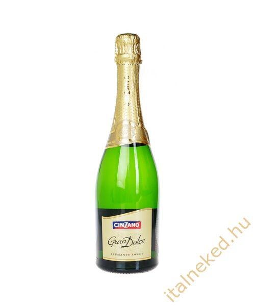 Gran Cinzano-Dolce pezsgő (9,5%) 0,75 l