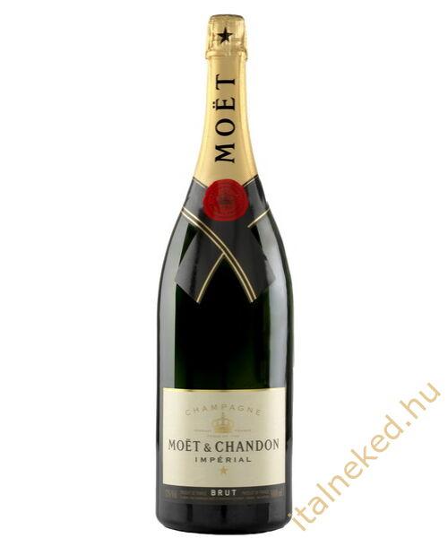 Moët&Chandon Brut Impérial pezsgő (12%) 0,75 l
