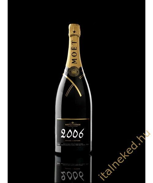 Dom Pérignon Blanc Magnum 2006 Pezsgő (12,5%) 1,5 l