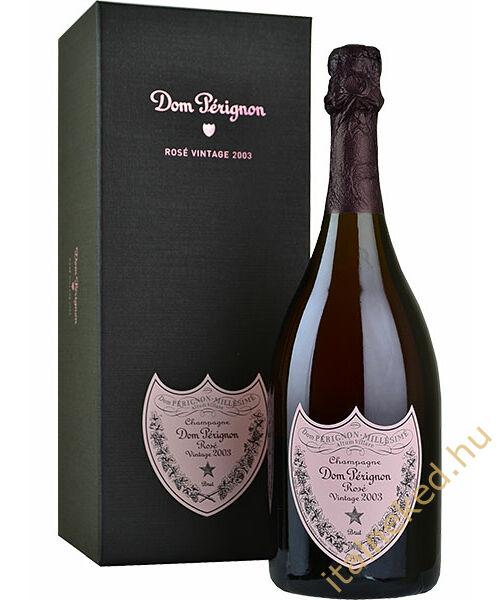Dom Pérignon Rosé pezsgő  (12,5%) 0,75 l