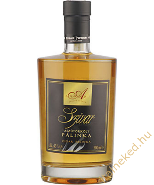 Agárdi Szivar Aszútörköly pálinka (45%) 0,5 l