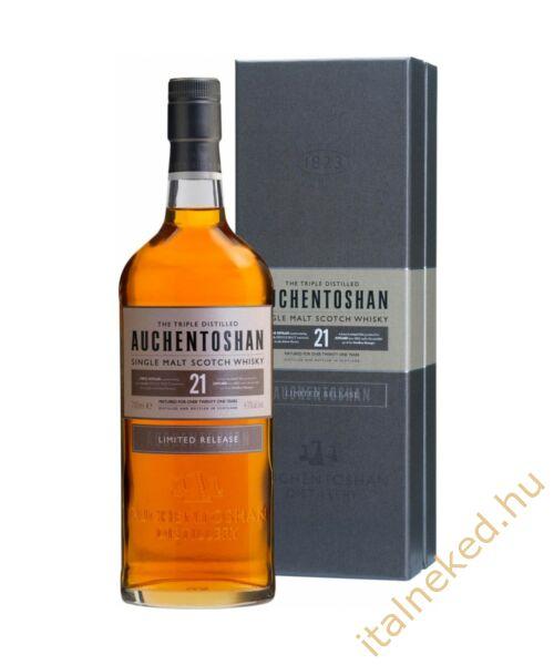 Auchentoshan 21 Year Old Whisky 43% 0,7