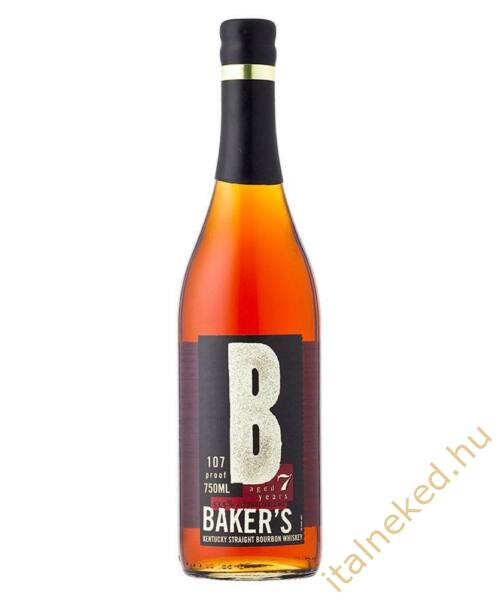 Baker's Original Whisky (53,3%) 0,7