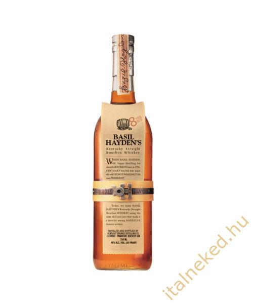 Basil Hayden's Original Whisky (40%) 0,7 l