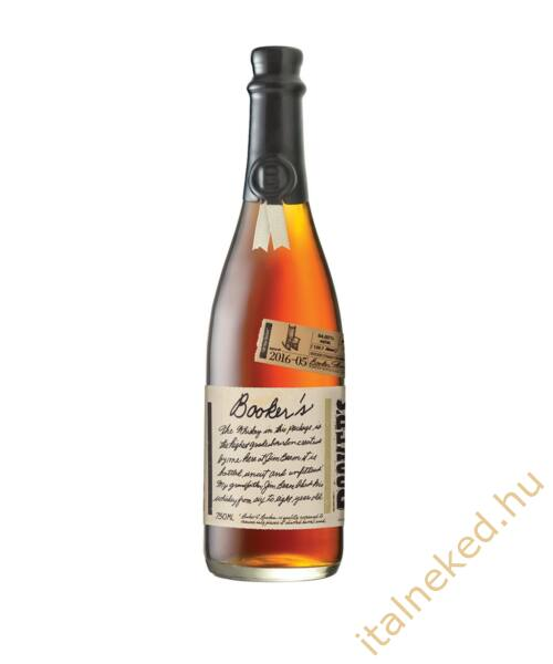 Booker's Original Whisky (63,5%) 0,7 l