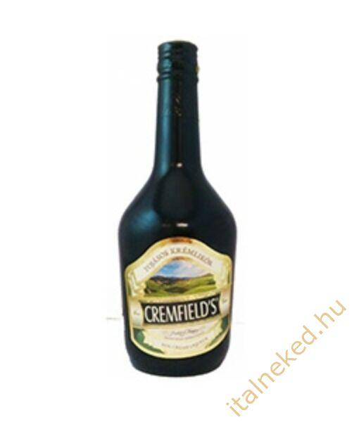 Cremfield's Whisky Krémlikőr 0,5l (15%)