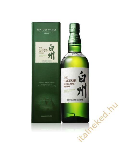 Hakushu Distiller's Reserve Whisky (43%) 0,7 l