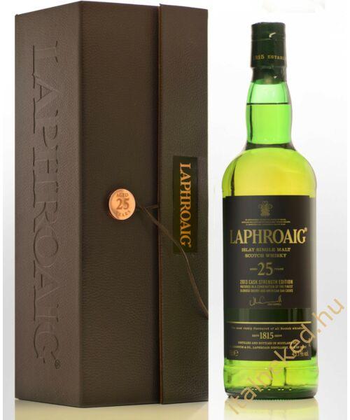 Laphroaig 25 Years Whisky (48,6%) 0,7 l