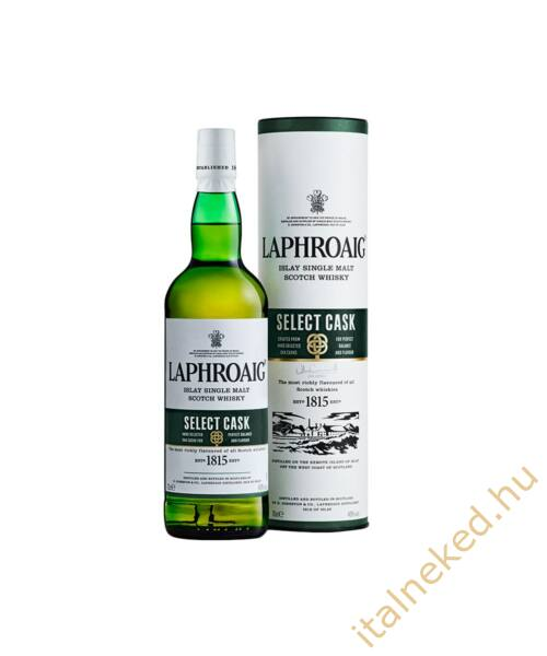 Laphroaig Select Whisky (40%) 0,7 l