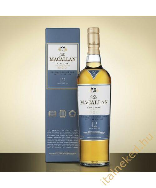 The Macallan Fine Oak 12 Years Whisky (40%) 0,7 l