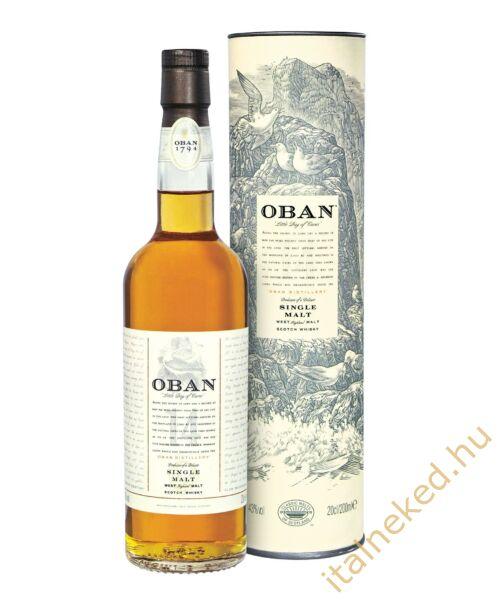 Oban Malt 14 Years Whisky (43%) 0,7 l