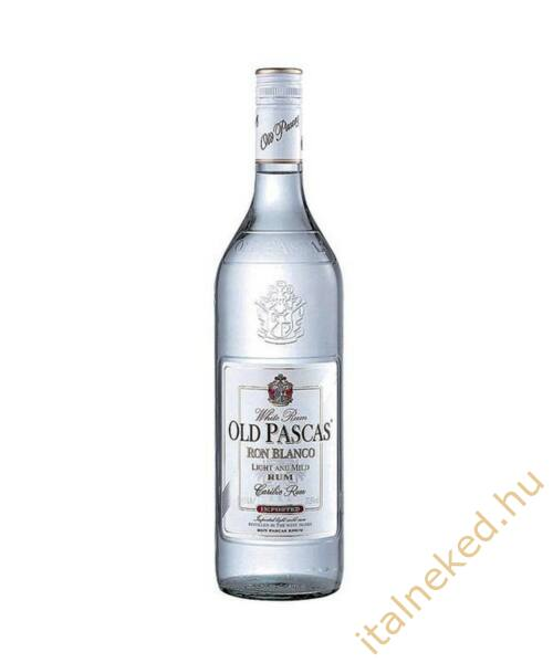 Old Pascas White Rum (37,5%) 0,7 l