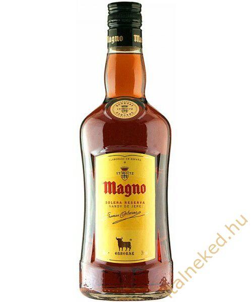 Osborne Magno Solera Reserva brandy (36%)  0,7 l