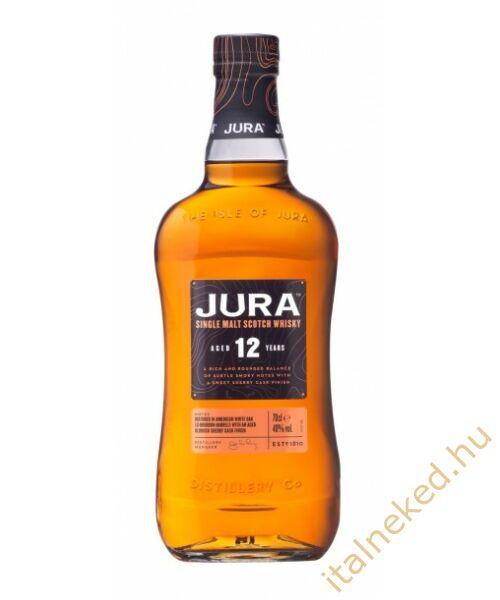 Jura 12 Years Whisky (40%) 0,7 l