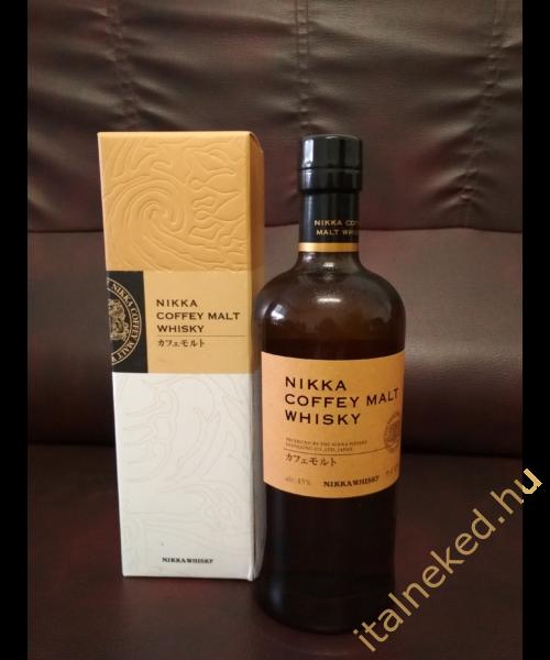 Nikka Coffey Malt japán whisky (45%) 0,7 l PDD