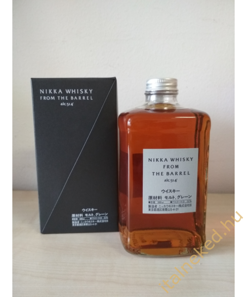 Nikka From The Barrel japán whisky (51,4%) 0,5 l
