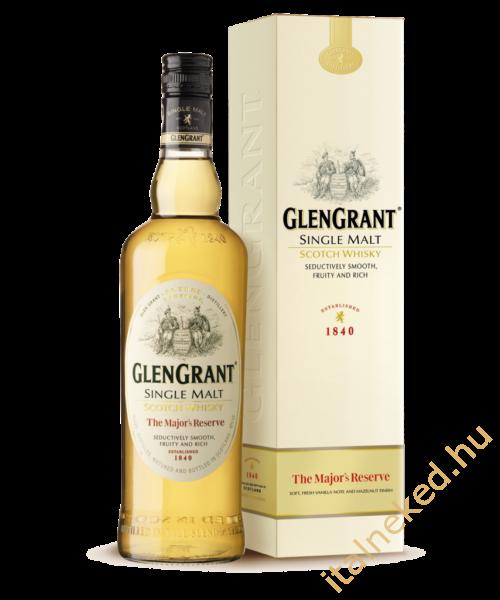Glen Grant Whisky (40%) 0,7 l