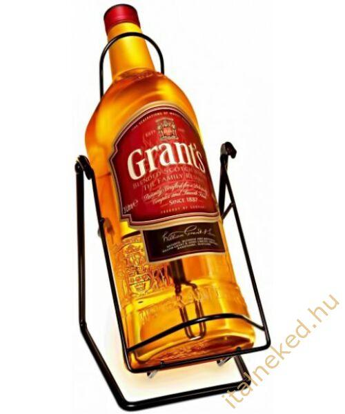 Grant's Whisky (állvánnyal) (40%) 3 l