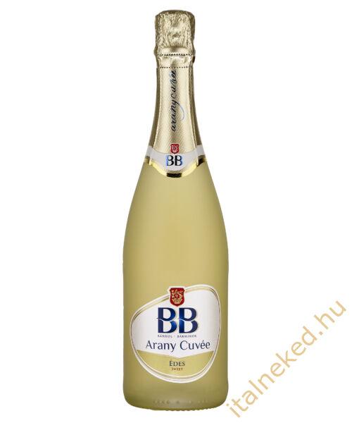 BB Arany Cuvée édes fehér pezsgő (11,5%) 0,75 l